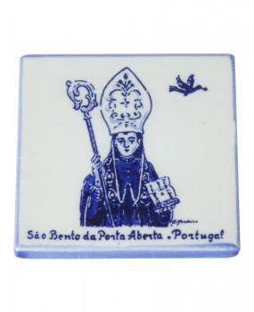 Iman pintado de São Bento