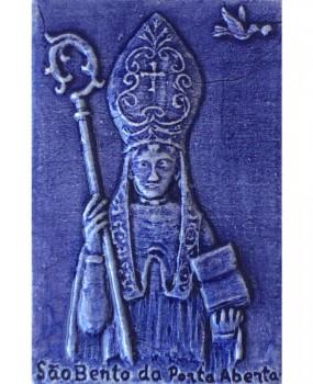 Iman São Bento em Azul