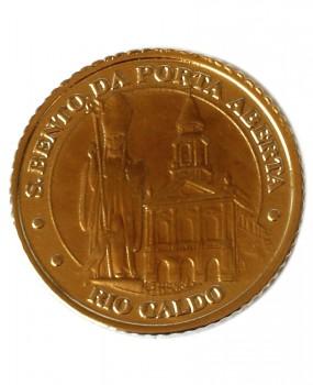 Medalha oficial de coleção