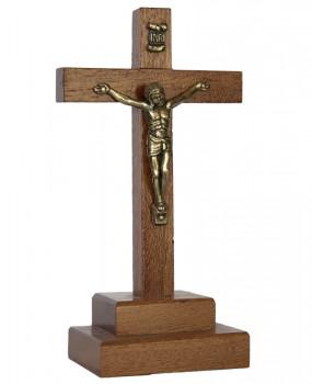 Crucifixo com pé