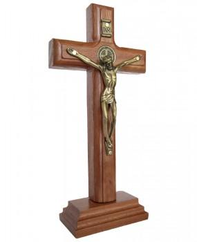 Crucifixo de S. Bento com Caixa