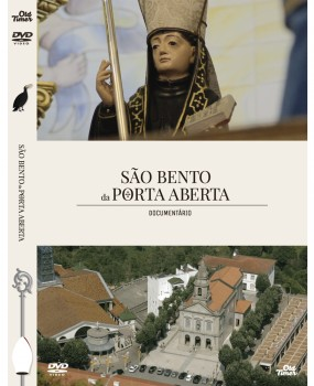 DVD Documentario S. Bento da Porta Aberta