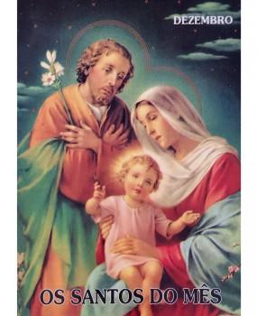 Os Santos do Mês - Dezembro